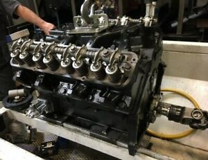 X FORD THUNDERBIRD GALAXIE FE 390 FE390 ENGINE LONG BLOCK 1964 64 OEM