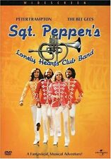 Sgt. Pepper's Lonely Hearts Club Band DVD Video Musicals Peter Frampton Music TV