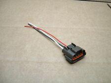 MAF MASS FLOW SENSOR plug pigtail fit 95-98 KA24DE Nissan 240sx S14