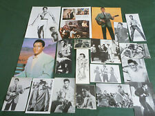 ELVIS PRESLEY  - ROCK/ ROLL  MUSIC  - CLIPPINGS /CUTTINGS PACK