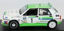 Altaya 1/43 Scale - Lancia Delta HF Integrale - Rallye Caja Catabria 1992