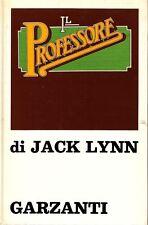 LYNN Jack - Il professore