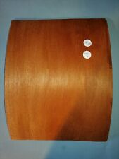 CONSECUTIVE SHEETS OF INDIAN MAHOGANY VENEER 24 X 32 cm IM#106 MARQUETRY