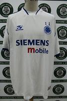 maglia calcio CRUZEIRO TG XL shirt maillot camiseta trikot
