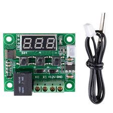 Modulo Controlador de Temperatura W1209 Termostato Control Termometro DC 12V