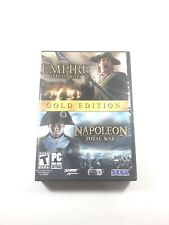 Empire: Total War / Napoleon: Total War -- Gold Edition (PC)