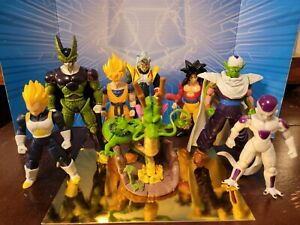 Dragon Ball Z Ultimate Collection Complete Wave 1 [Build Shenron Dragon] 2008