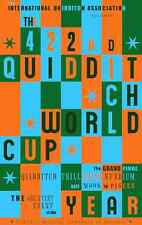"Harry Potter - Quidditch World Cup (11"" x 17"") Collector's Poster Print - B2G1F"