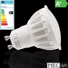 GU10 LED Strahler/Spot 120° - 7W - 500Lm - 230V - warm-weiß (3000K)