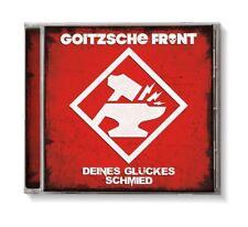 GOITZSCHE FRONT Deines Glückes Schmied CD 2018