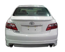 07-11 Toyota Camry Dual Exhaust Racer Duraflex Rear Bumper Lip Body Kit 103474