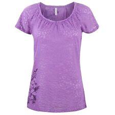 Urban Beach Womens Rockstar Deep V Neck T Shirt Size Uk 16 LS082 NN 11