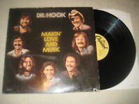 Dr. Hook - Makin' Love and Music  Vinyl LP
