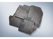 Ford Fiesta ST Floor Mats All-Weather Thermoplastic Rubber Black EE8Z-5413300-AA