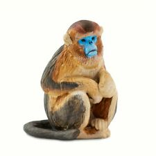 New ListingSafari Ltd. Snub Nosed Monkey Replica Figure Toy 100321 New Free Ship