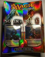 Sorin VS. Tibalt: Duel Deck 🌃 New Sealed 🌋 Magic The Gathering 🦇 MTG 🌋
