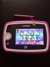 LeapFrog LeapPad 3 Kids' Learning Tablet Pink