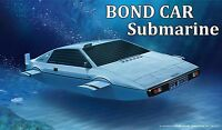 Fujimi 091921 BOND CAR Submarine 1/24 scale kit New Japan