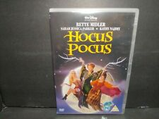 Hocus Pocus DVD Region 2 PAL Version B347
