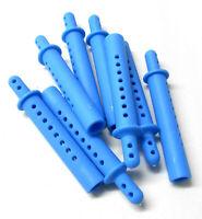 HY00150B1 RC 1/8 Scale Light Blue Body Shell Posts Shell Mounts x 4 Plastic