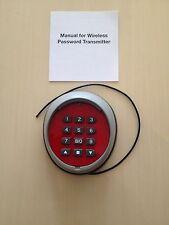 Neco Remote Control System wireless key pad