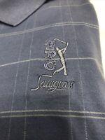 PGA Golf The Players Championship Sawgrass Long Sleeve Polo Shirt Oxford Golf XL