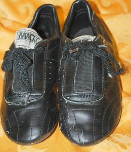 MACHO Martial Arts Leather Shoes Youth Size 2