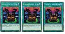 3 x schwarze-illusion-ritual led2-de006, 1st, COMUNI, tedesco, Playset