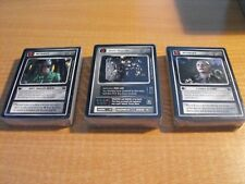 STAR TREK CCG FIRST CONTACT MASTER SET