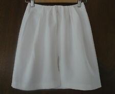 Emporio Armani white skirt - Size Italy 40 (UK 8)