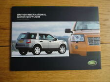 Land Rover Press Pack folleto 2006 Jm