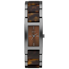 DKNY  Womens Madison Tortoise Watch NY8648