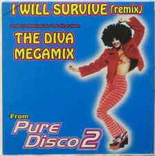 Pure Disco 2 - Radio Remixes - PROMO CD - 1997