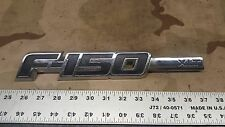 2009-2014 Ford F-150 XLT Badge Emblem OEM 9L34-16B114-CD