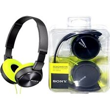 Sony dinamico chiuso-tipo Cuffie mdr-zx310 Lime Verde/Grigio