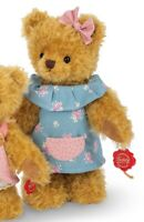 Line by teddy Hermann - limited edition mohair teddy bear - 22cm - 12105