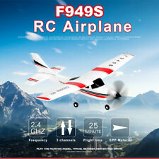 Wltoys F949S 2.4G 3CH RC Flugzeug Modell Ferngesteuertes Hubschrauber +Gyroskop?