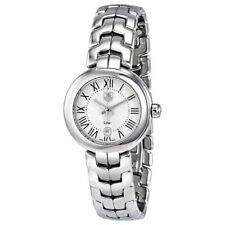 Tag Heuer Women's WAT1416.BA0954 Link  Silver Tone Roman Numeral Watch