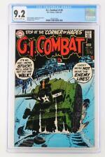G.I. Combat #139 -NEAR MINT- CGC 9.2 NM- DC 1970!
