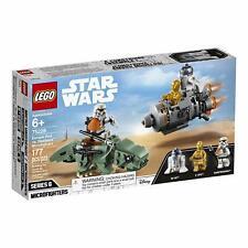 LEGO ~ STAR WARS ESCAPE POD vs. DEWBACK (Set #75228) ~ New/Unopened
