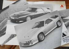 Dossier Presse - Fab Design - Strosek - Porsche 928 - 944 / 1986