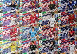 PANINI FIFA 365 2022 ADRENALYN XL LIMITED PREMIUM MESSI LINETTY IBRAHIMOVIC DIAZ