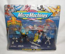 Micro Machines #3 Megazord VS Squatt set