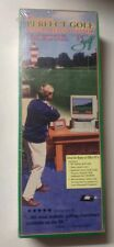 NEW Picture Perfect Golf Virtual Reality System 5-Star Computer Life Club CD-ROM