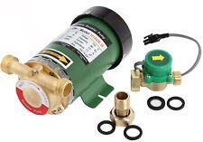 120W Shower Booster Pump G3/4-1/2NPT inch Automatic Water Pressure Booster Pump