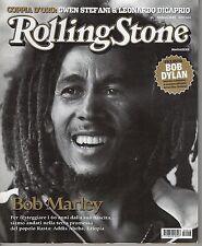 Rivista ROLLING STONE ANNO 2005  NUMERO 16 - BOB MARLEY - BOB DYLAN - DICAPRIO