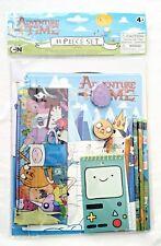 Cartoon Network Adventure Time 11-piece Stationery Set School Supply