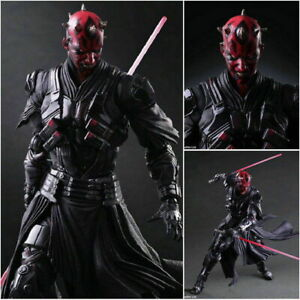 Darth Maul  Kids toys Action Figure Toy Statue Model
