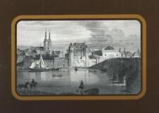 Coblenz/Koblenz Bildfolge aus dem Mittelrhein-Museum U. Liessem Mappe 12 Drucke