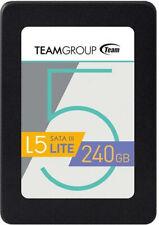 "Team SSD 240GB 6,35cm (2,5"") L5 Lite SATAIII"